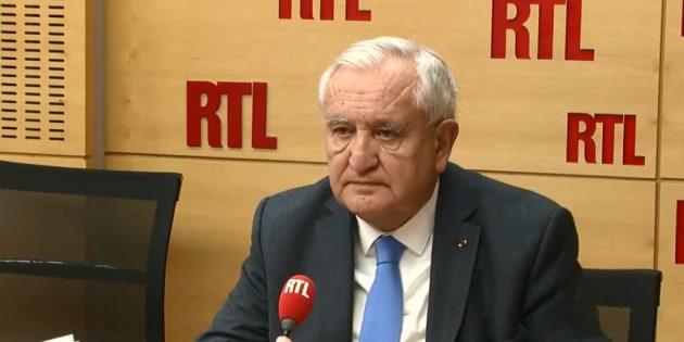 """Jean-Pierre Raffarin étrille le """"bavardage populiste"""" de Laurent Wauquiez"""