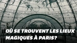 Les lieux magiques de Paris visités par