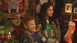 Prince Harry, Meghan Markle Live Wax Figures Are A New Level Of