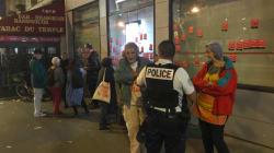 Huit militants d'Attac et d'EELV en garde en vue après une action