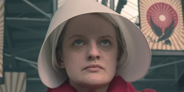 'Handmaid's Tale' Super Bowl Ad Spooks, Excites Viewers