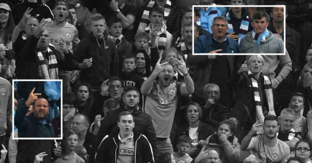 quatre ans apr u00e8s  ces 3 fans de manchester city ont