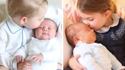 Princess Charlotte And Prince Louis Wear Hand-Me-Downs In New Royal