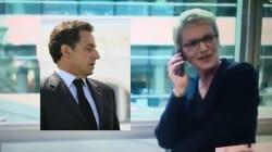 Nicolas Sarkozy raccroche au nez d'Élise Lucet dans