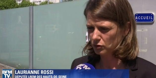 Laurianne Rossi, députée LREM des Hauts-de-Seine.