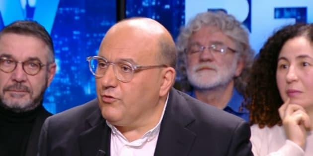 Gafa : l'étonnante proposition de Julien Dray