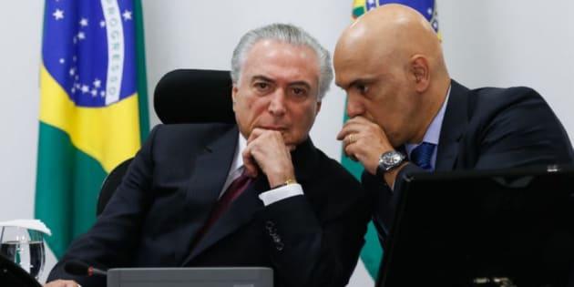 Sabatina de Moraes, indicado pelo presidente Michel Temer, está prevista para o próximo dia 21.