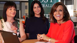 Lisa Wilkinson And Dr Devora Lieberman Discuss Women's Health And
