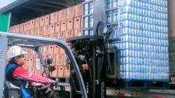 Cette entreprise de bière mexicaine va remplir ses canettes d'eau pour les rescapés du