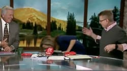 Denver Newscaster Vomits On Live TV After Eating Spicy Tortilla