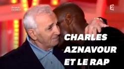 Aznavour a inspiré les rappeurs qu'il qualifiait d'héritiers des