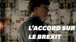 L'accord sur le Brexit laisserait même Sherlock Holmes en