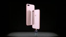 Découvrez les nouveaux iPhone 8 et 8 Plus dévoilés à la