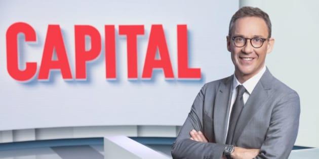 """""""Capital"""": Julien Courbet dévoile les nouveautés de la prochaine saison du magazine éco de M6"""