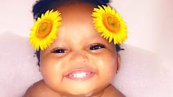 It's Ntando Duma's Baby, Sbahle Mzizi's First