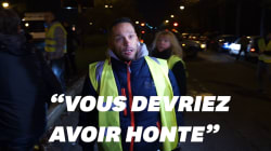 Ces manifestants parisiens n'ont pas eu le temps d'aller bien