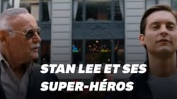 Les apparitions cachées de Stan Lee dans les films