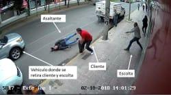 Un ladrón es asesinado en Polanco durante el intento de robo de 100 mil