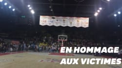 Confiné, le public de l'équipe de basket de Strasbourg entonne la Marseillaise pour les
