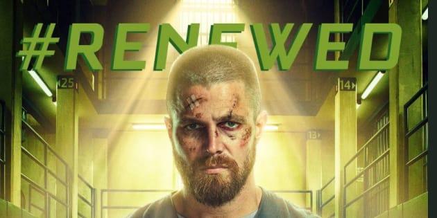 Stephen Amell a incarné Oliver Queen/Green Arrow pendant plus de sept ans.