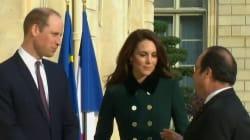 Avant le Brexit, Kate et William viennent réaffirmer les liens entre Londres et