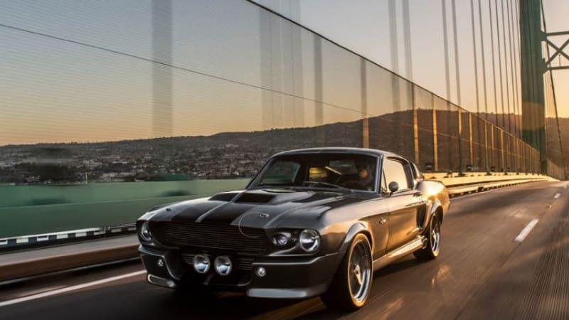 Продается Ford Mustang 1967 года из фильма «Угнать за 60 секунд»