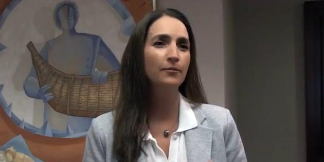 Ladirectoradel Sistema de Pagos y Servicios Corporativos del Banco de México(Banxico), Lorenza Martínez Trigueros, ocupó el puesto desde 2013 durante el periodo de Agustín Carstens.