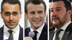 Litigare con Francia e Bankitalia affossa ancor di più l'Italia a crescita