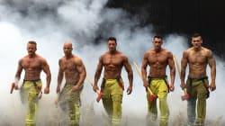 I pompieri australiani si spogliano ogni anno dal 1993 per una buona