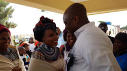 The Photos From Floyd Shivambu's Wedding Will Give You The Most