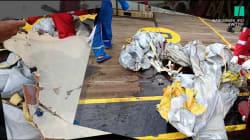 Après le crash du vol Lion Air, les sauveteurs à la recherche de