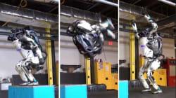 Ce robot gymnaste va vous donner des