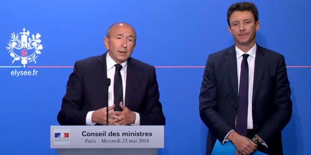 Gérard Collomb a annoncé que pour les législatives 2022, les citoyens auront deux enveloppes et deux urnes pour choisir un député et une liste.