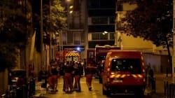 Siete heridos graves, cinco de ellos menores, en un edificio a las afueras de
