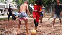 Cinco historias del futbol callejero en La