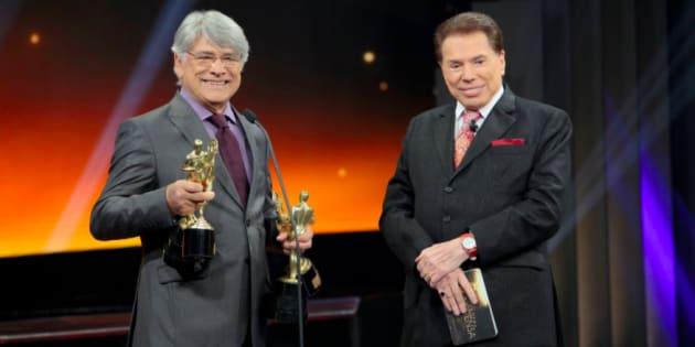 Sérgio Chapelin vai ao SBT buscar prêmios obtidos no Troféu Imprensa desde 1987.