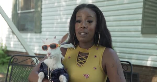 My Unconventional Life: Woman is a mother to the world's most stylish goat
