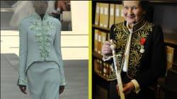 Défilé Chanel : Karl Lagerfeld fait de la mariée une