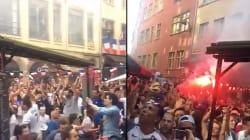 Les buts des Bleus contre l'Uruguay vécus par les fans dans toute la