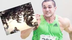 Un athlète suisse exclu des championnats d'Europe après des messages racistes sur