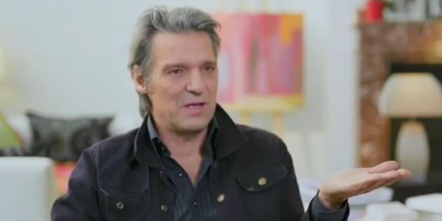 Extrait d'un documentaire consacré à Jean-Luc Mélenchon dans lequel Yvan Le Bolloc'h évoquait son soutien.