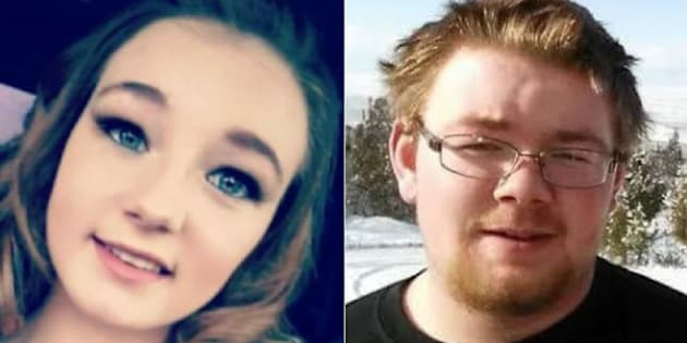 Brelynne Otteson and Riley Powell were a couple in love when they were killed by a friend's angry boyfriend, Utah police allege.