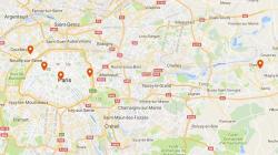 Attentat déjoué: le réseau voulait frapper le 1er décembre et ciblait