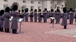 El precioso homenaje a Queen en el Buckingham