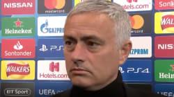 Le bus de Manchester retardé, Mourinho est allé au stade à