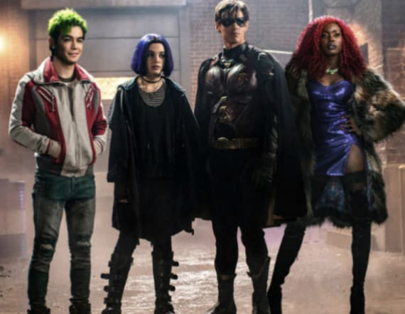 'Titans' crew member dies after stunt goes wrong