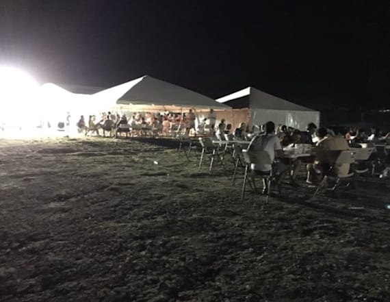 $12,000 luxury festival turns out to be chaos