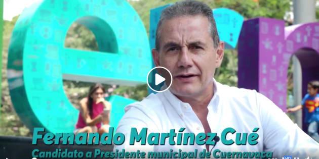 Fernando Martínez Cué empezó en el PAN, pasó al PRD, luego al PRI, y actualmente forma parte del Panal.