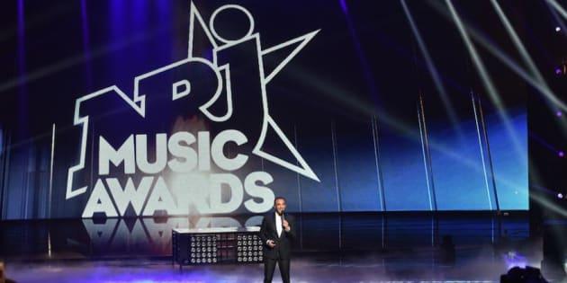La scène des NRJ Music Awards.
