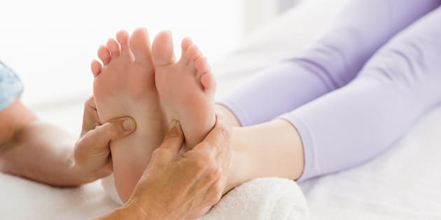 Diabetic Neuropathy A Real Pain Huffpost Canada